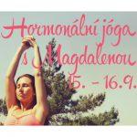 15. – 16. 9. • Hormonální jóga s Magdalenou – Turnov