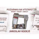 do 15. 10. – JAROSLAV KODEJŠ – ŠPERKY, KRESBY, OBRAZY – Galerie Detesk Železný Brod
