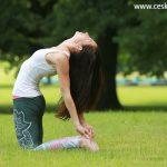 JÓGA SERIÁL V. – Otvíráme hrudník s jógou
