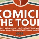 26. 4. • KOMICI S.R.O. THE TOUR – Škoda Auto Muzeum – Mladá Boleslav