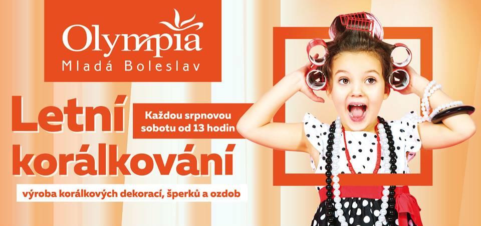 letni koralkovani - olympia mladá boleslav - český ráj v akci