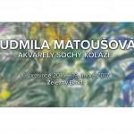 16. 12. – 19. 2. 2017 • Ludmila Matoušová / Akvarely, sochy a koláže – Galerie Detesk