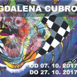7. 10. – 27. 10. • MAGDALENA CUBROVÁ – OBRAZY – výstava v Galerii Maxiart Turnov
