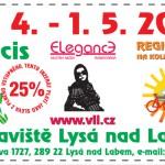 27. 4. – 1. 5. • Narcis – Elegance – Regiony – Výstaviště Lysá nad Labem (s ČRVA zvýhodněné vstupné)
