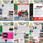 Víte kde každý měsíc získat svůj výtisk Českého ráje v akci?