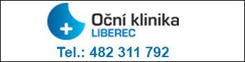oční klinika liberec - banner český ráj v akci