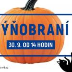 30. 9. • DÝŇOBRANÍ – OC Olympia Mladá Boleslav + HRAJTE O CENY S KOČKOU OLYMPIA