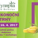 10. – 16. 4. • VELIKONOČNÍ TRHY – Olympia Mladá Boleslav