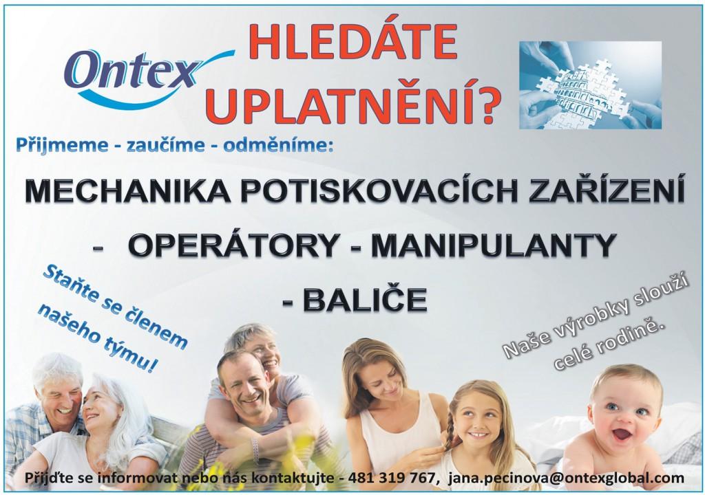 ontex - prosinec - český ráj v akci