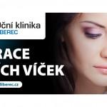 Operace očních víček může pomoci k lepšímu zraku, vzhledu i sebevědomí