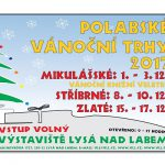 Vánoční trhy v Lysé nad Labem zvou na nákup dárků, vánoční cukroví, retro Vánoce ale i kulturní program. Vystoupí třeba Petr Kotvald či Jiří Štědroň.