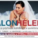SVATEBNÍ A PLESOVÉ ŠATY • SALON HELENN