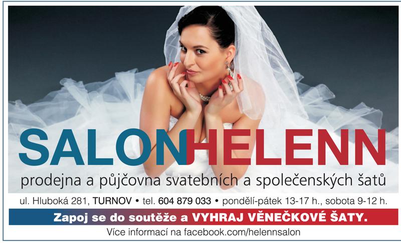 SVATEBNÍ A PLESOVÉ ŠATY • SALON HELENN - ČESKÝ RÁJ V AKCI 089380879f