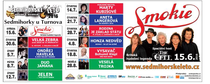 sedmihorské léto - český ráj v akci