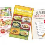 Nové knihy, které pomohou s hubnutím