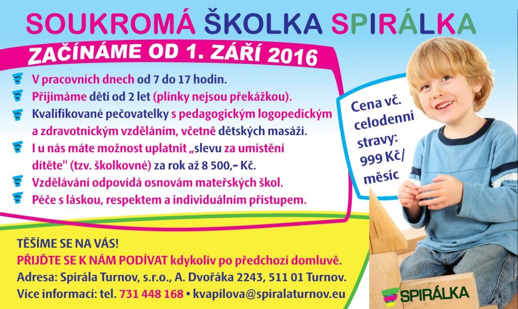 spirálka turnov - český ráj v akci - miniškolka
