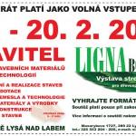 18. – 20. 2. • STAVITEL 2016 – Výstaviště Lysá nad Labem – VSTUP S ČESKÝM RÁJEM V AKCI – ZDARMA