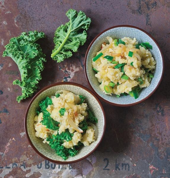 stouchane brambory s jahlami a kaderavkem - kuchařka - český ráj v akci