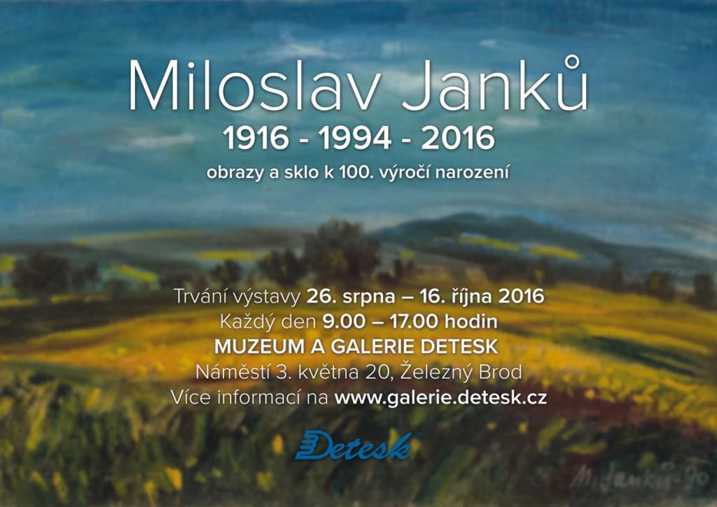 vystava-janku-plakat - galerie detesk - český ráj v akci