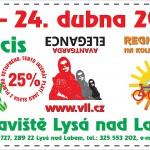 21. – 24. 4. • NARCIS • ELEGANCE • REGIONY – Výstaviště Lysá nad Labem – sleva na vstupné s ČRVA