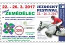 22. – 26. 3. • ZEMĚDĚLEC + JARO S KOŇMI + JEZDECKÝ FESTIVAL – Výstaviště Lysá nad Labem – SLEVOVÝ KUPON NA VSTUPNÉ