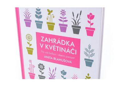 Soutěž o knihu Zahrádka v květináči