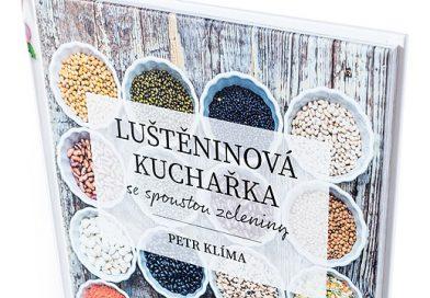Říjnová křížovka o knihu Luštěninová kuchařka