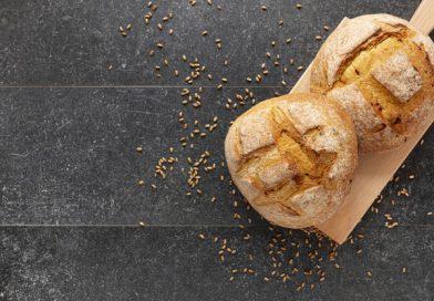 Vynikající domácí kváskový chléb