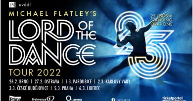 Lord of the Dance slaví 25 let, v rámci oslav zatančí skvělou show i v Liberci