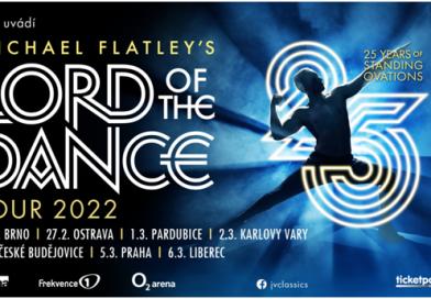 SOUTĚŽ O VSTUPENKY na Lord of the Dance